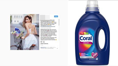 Waschmittel-Werbung sorgt für Lacher im Netz - ein kalkulierter PR-Coup?