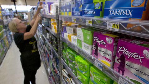 Damenhygieneartikel