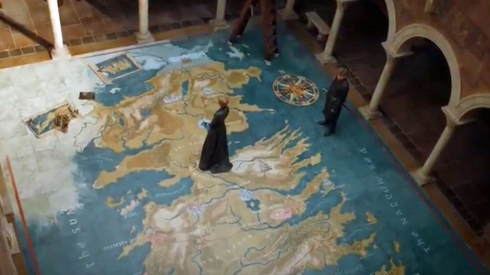 """Start der siebten Staffel: """"Game of Thrones"""": Diese drei Details haben Sie bestimmt übersehen"""