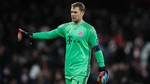 Manuel Neuer folgt auf Philipp Lahm als neuer Kapitän beim FC Bayern München