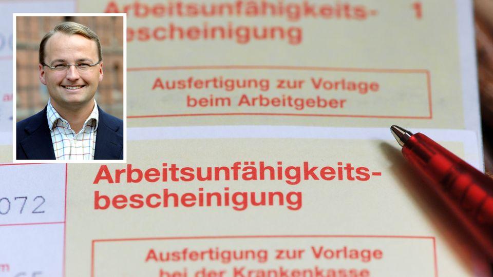 """Arbeitsrecht: Anwalt klärt Irrtümer rund um Krankschreibung: """"Machen Sie das Smartphone aus!"""""""