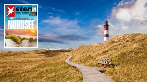 Sommerferien in Deutschland: Wo die Nordsee am schönsten ist