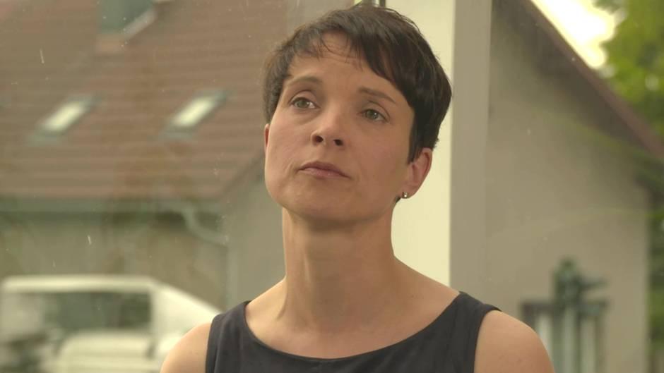 Frauke Petry von der AfD wünscht sich, dass die Medien mit ihrer Partei künftig anders umgehen