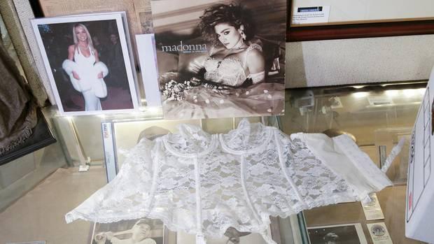 Madonna Auktion