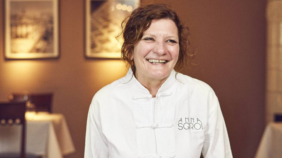 25 Jahre lang wurde Anna Sgroi in Hamburg mit einem Michelin-Stern gekürt. Dieses Jahr ging sie leer aus. Wie geht man damit um?