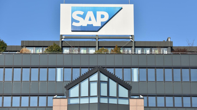 SAP-Hauptsitz in Baden-Württemberg