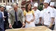 William und Kate in Heidelberg