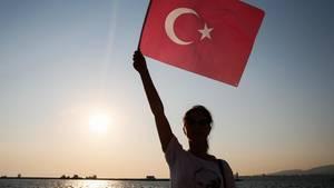Türkei-Fahne