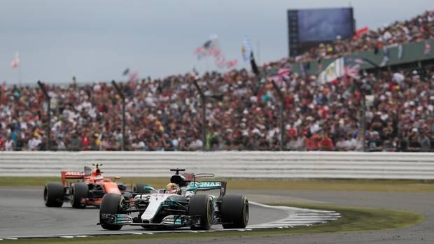 Die Live-Übertragungen der Formel 1 könnten in Zukunft auf einem anderen deutschen Sender laufen