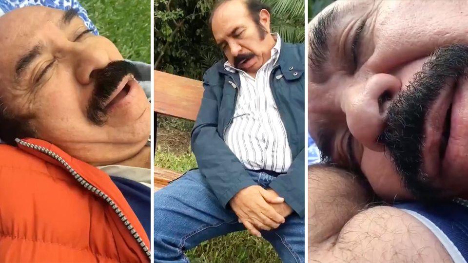 Despacito: Peruanerin filmt schnarchenden Ehemann - Neffe schneidet Viralhit