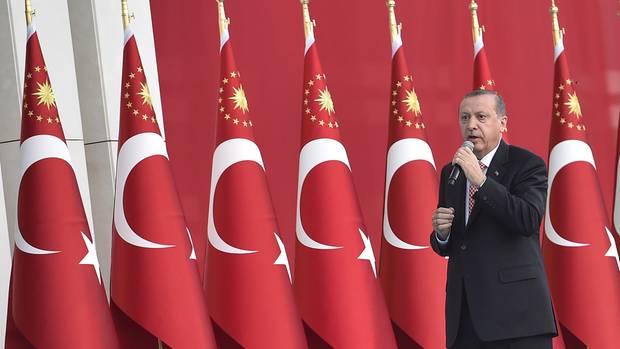 Türkei Erdogan Rede