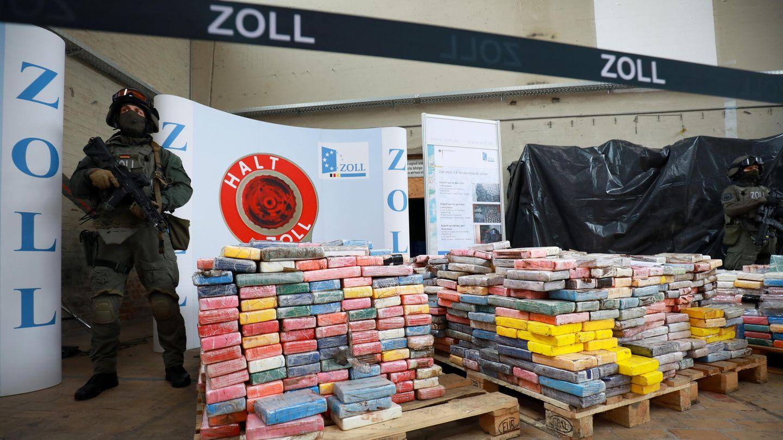 Der Kokain-Rekordfund aus Hamburg