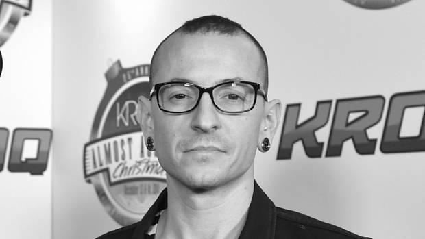Linkin-Park-Sänger Chester Bennington starb mit 41 Jahren