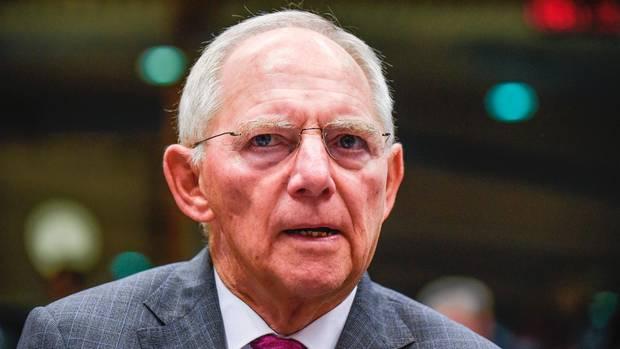 An der Türkei lässt Wolfgang Schäuble lässt kein gutes Haar