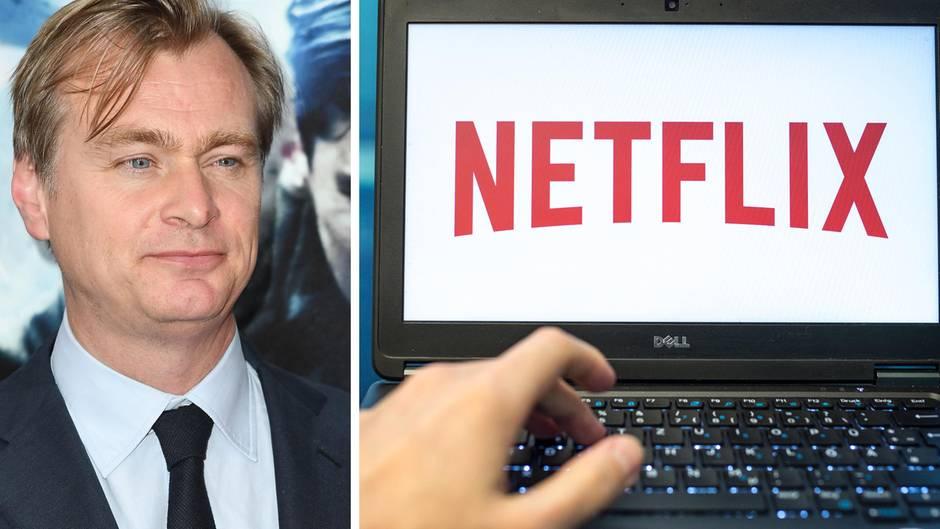 Christopher Nolan kritisiert Netflix für sein Geschäftsmodell