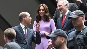 Kate und William in Berlin