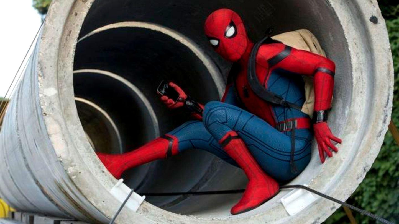 Neustart: Tom Holland kämpft als Spider-Man gegen Waffendealer – und die Pubertät