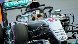 Die Formel-1-Autos sollen einen Überrollbügel am Cockpit erhalten