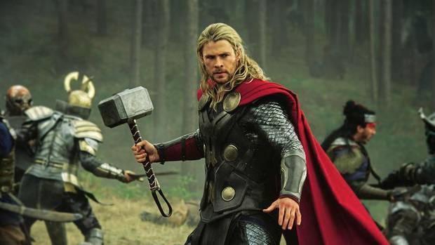 Der Hammer: Chris Hemsworth als Donnergott Thor