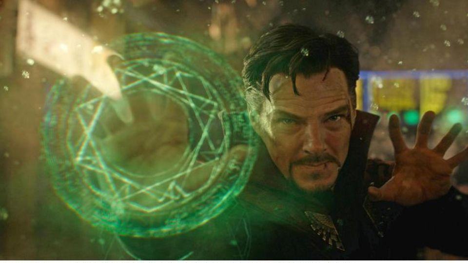 Super-Superheld: Benedict Cumberbatch als Doctor Strange