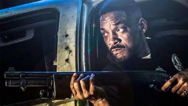 Will Smith Netflix Bright Trailer