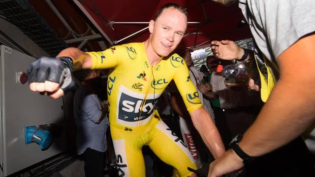 Christopher Froome Tour de France