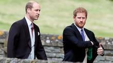William und Harry zum 20. Todestag von Prinzessin Diana: Kein Tag ohne Wunsch, sie wäre noch da