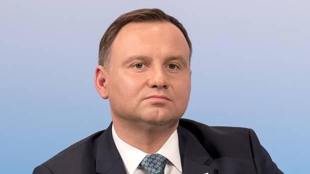Polens Präsident Duda kündigt Veto gegen Justizreform an