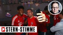 Philipp Köster FC Bayern München China