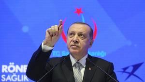 """""""Kommunikationsproblem"""": Erdogan zieht Terrorliste zurück"""