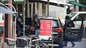 Schaffhausen Motorsäge Attacke