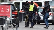Schaffhausen Kettensäge Polizei