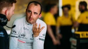 Robert Kubica Formel 1