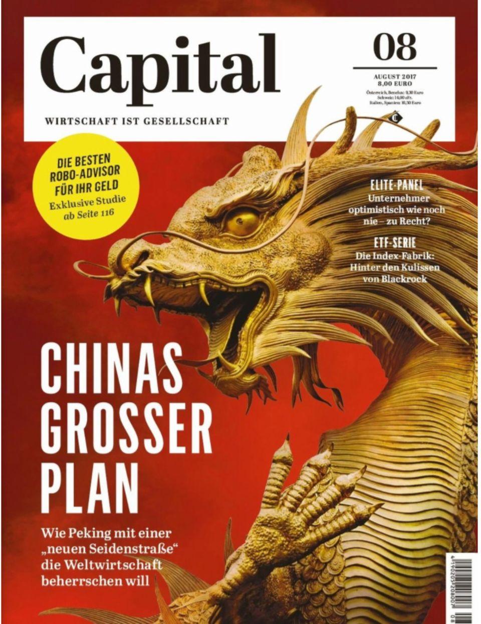 Capital, Juli-Ausgabe