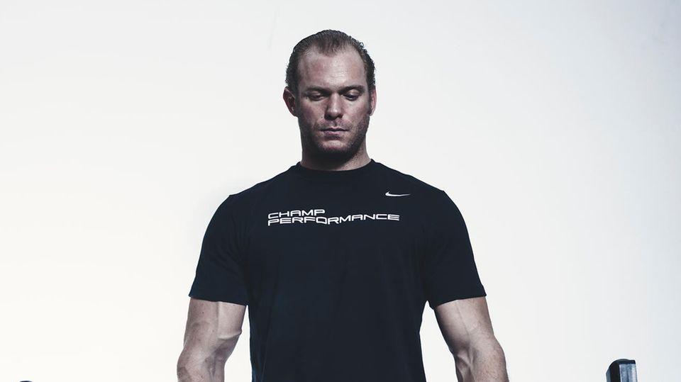 Personal Trainer Moritz Klatten