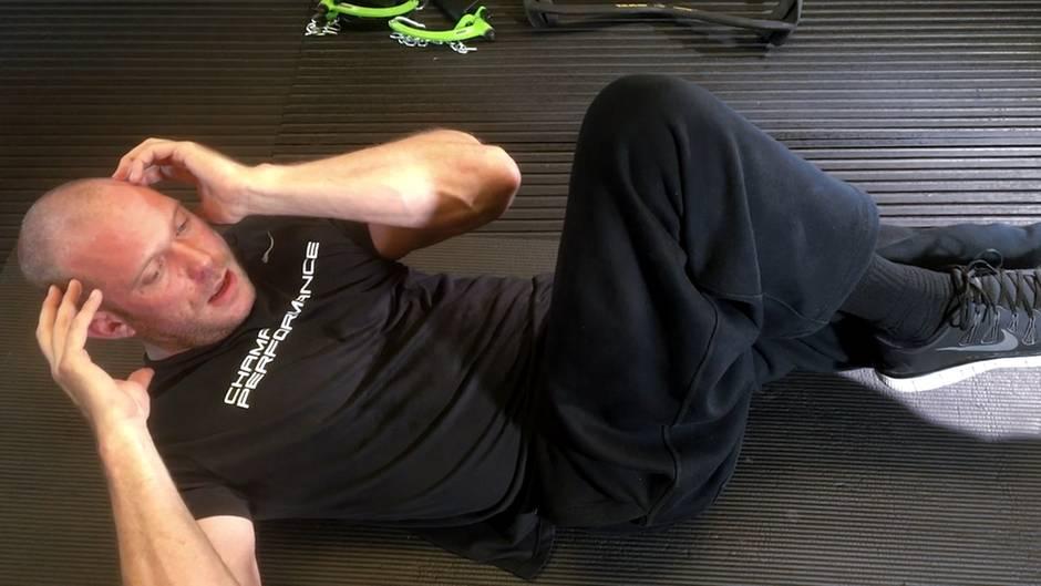 Effektives Training: Sixpack und flacher Bauch #3