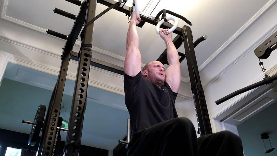 Effektives Training: Sixpack und flacher Bauch #1