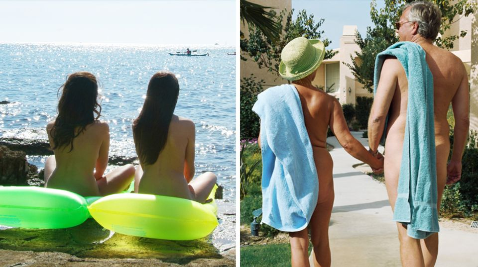 FKK-Campingplätze: Raus aus den Klamotten und rein in den Urlaub!