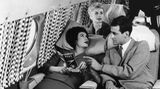 In den 50er Jahren legte die vierstrahlige de Havilland Comet derBritish Overseas Airways Corporation (BOAC), einem Vorläufer von British Airways, die Strecke von New York nach London in sechs Stunden zurück.