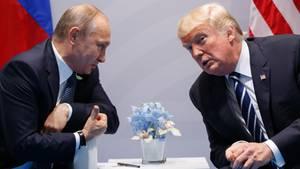 USA wollen Russland mit neuen Sanktionen belegen