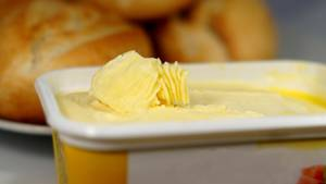 Margarine in Stiftung Warentest