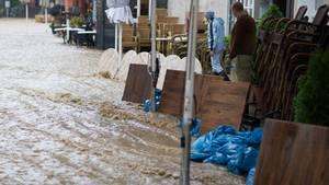 Landkreis Goslar ruft wegen Hochwassers Katastrophenalarm aus