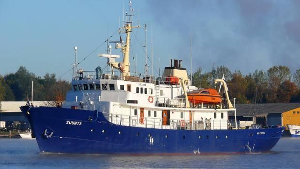 Identitäre Bewegung Zypern Schiff