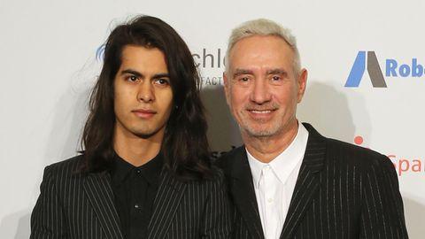 Omar de Soto (l.) und Roland Emmerich sind seit mehr als acht Jahren ein Paar