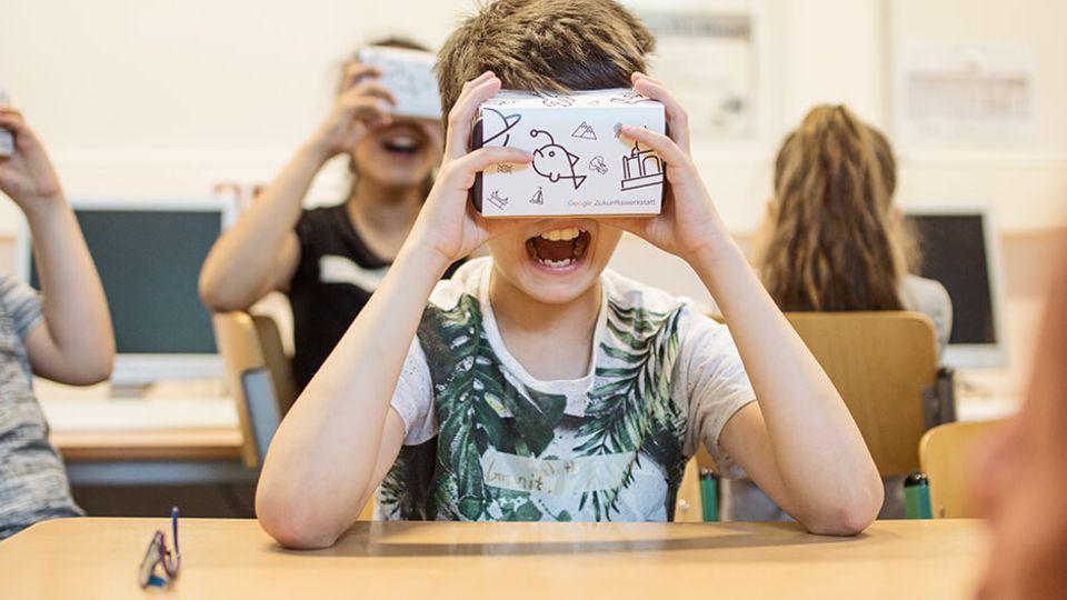 Digitalisierung an Schulen: Der Kampf ums Klassenzimmer
