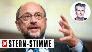 Martin Schulz reist am Donnerstag nach Italien