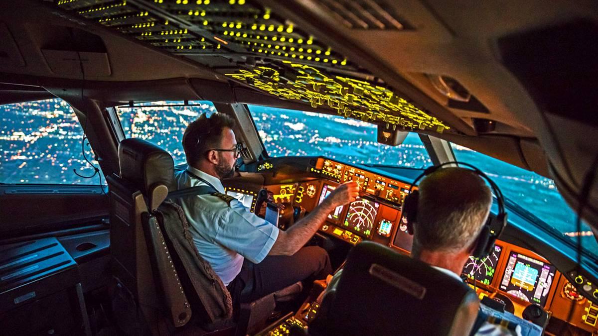 Pilot Verdienst