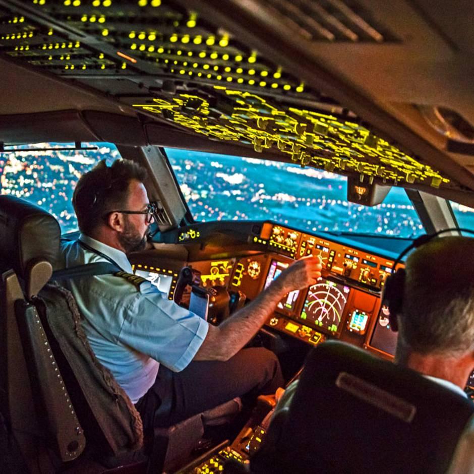 Verdienst-Check: Was verdienen eigentlich Piloten?