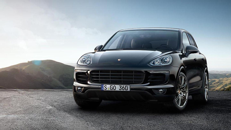 Der SUV Porsche Cayenne - betroffen vom Zulassungsverbot sind 22.000 Fahrzeuge vom Typ Cayenne 3 Liter TDI