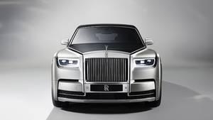 Rolls Royce Phantom VIII 2018